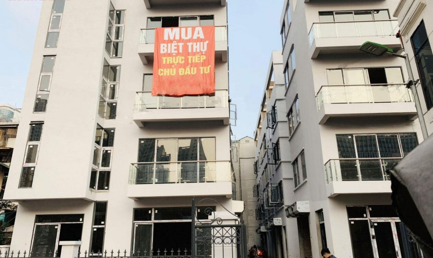 Shophouse liền kề Phạm Văn Đồng giá 8-10 tỷ 1 căn