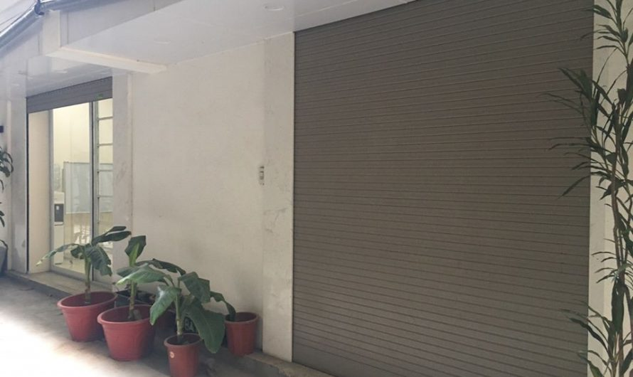 Bán nhà 5 tầng Liễu Giai, Ba Đình, khu phân lô, diện tích 55m2 mặt tiền 8m