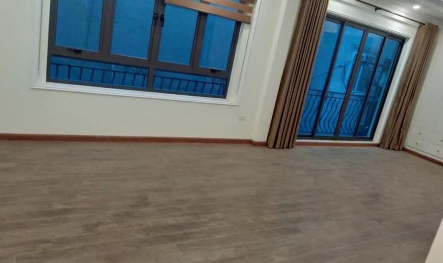 Bán nhà 6 tầng Dương Quảng Hàm, Cầu Giấy – 57m2, mặt tiền 8,4m