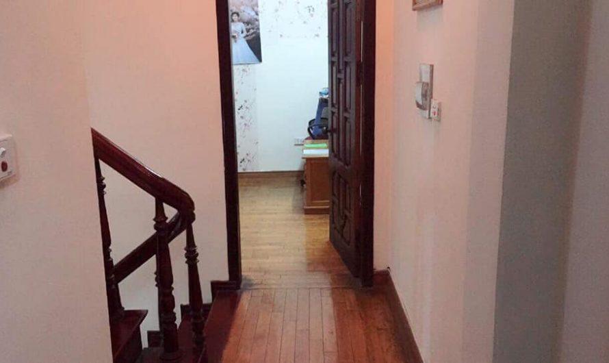 Nhà 5 tầng mặt ngõ Trần Cung, 5 tầng, MT4m, ô tô vào nhà